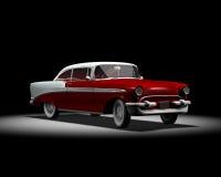Amerikaanse Klassieke Auto Royalty-vrije Stock Foto
