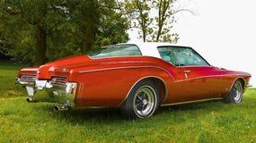 Amerikaanse klassieke auto's Stock Foto's