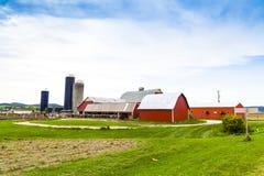 Amerikaanse Landbouwgrond Stock Fotografie