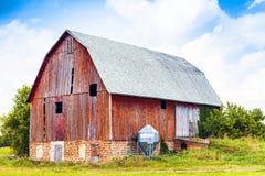 Amerikaanse Landbouwgrond Royalty-vrije Stock Foto