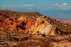 Amerikaanse landschappen Stock Fotografie