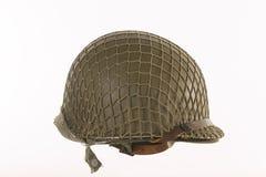 Amerikaanse M1 Helm Stock Afbeeldingen