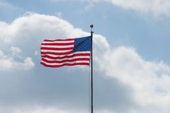 Amerikaanse macht royalty-vrije stock foto
