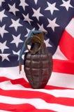 Amerikaanse Militair royalty-vrije stock foto's