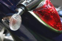 Amerikaanse Motorfiets Stock Afbeeldingen