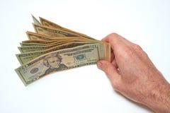 Amerikaanse Munt Royalty-vrije Stock Foto