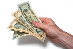 Amerikaanse Munt Stock Foto