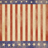 Amerikaanse Patriot vector illustratie