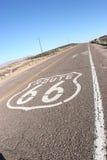 Amerikaanse Route 66 Royalty-vrije Stock Foto's