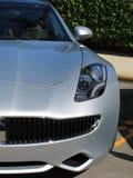 Amerikaanse supercar koplamp Royalty-vrije Stock Fotografie