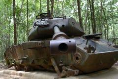 Amerikaanse Tank Royalty-vrije Stock Foto's
