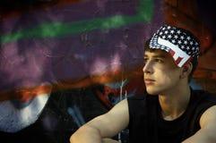 Amerikaanse tiener Stock Afbeeldingen