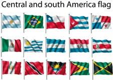 Amerikaanse vlag Royalty-vrije Stock Fotografie