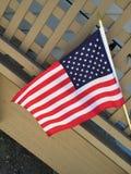 Amerikaanse Vlag Royalty-vrije Stock Afbeelding