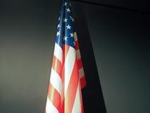 Amerikaanse Vlag van de Verenigde Staten van Amerika Royalty-vrije Stock Foto's