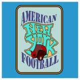 Amerikaanse Voetbal stock foto's