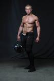 Amerikaanse voetbalster Stock Fotografie