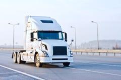 Amerikaanse vrachtwagen royalty-vrije stock afbeeldingen
