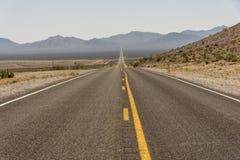 Amerikaanse wegreis Stock Afbeeldingen