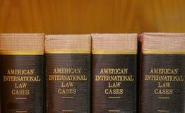 Amerikaanse wet Royalty-vrije Stock Afbeelding