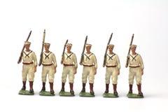 Amerikaanse zeelieden Royalty-vrije Stock Fotografie
