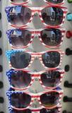 Amerikaanse Zonnebril 3 Royalty-vrije Stock Fotografie