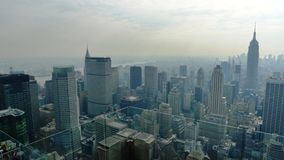 View from new york america Royalty Free Stock Photography