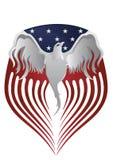 Amerikan Eagle Arkivfoto