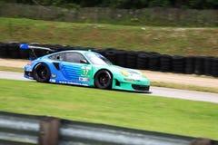 Amerikaner-Le Mans-Reihen-Straße Amerika Lizenzfreies Stockfoto