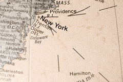 Amerikaner-Ostküste Stockfoto