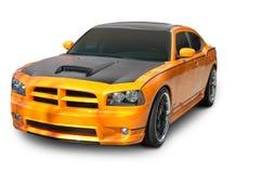 Amerikaner Sports Limousine Stockbild
