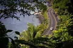 Amerikanisch-Samoa-Fotos Pago Pago lizenzfreies stockfoto