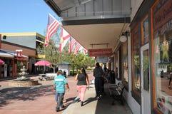 AMERIKANISCHE ALTE STADT KISSIMMEE ORLANDO FLORIDA USA Lizenzfreie Stockbilder