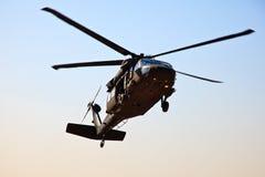 AMERIKANISCHE Armee Blackhawks lizenzfreies stockbild