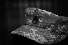 AMERIKANISCHE Armee-Stabsunteroffizier Lizenzfreies Stockbild