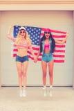 Amerikanische Art Lizenzfreie Stockfotografie