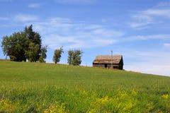 Amerikanische Bauernhoflandschaft Stockfotos