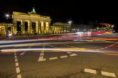 Amerikanische Botschaft in Berlin Stockfotos