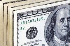 Amerikanische Dollar Lizenzfreies Stockbild