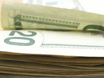 Amerikanische Dollar lizenzfreies stockfoto