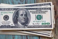 Amerikanische Dollar Lizenzfreie Stockfotos