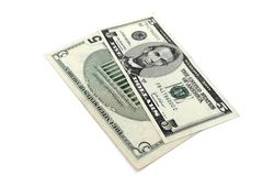 Amerikanische Dollarbanknoten Lizenzfreie Stockfotos