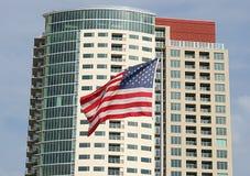 Amerikanische Eigentumswohnungen Lizenzfreie Stockfotografie