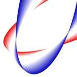 Amerikanische Farben vektor abbildung