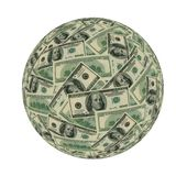 Amerikanische Finanzwelt Stockbild