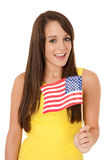 Amerikanische Flagge Lizenzfreie Stockbilder