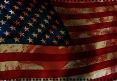 Amerikanische Flagge vektor abbildung