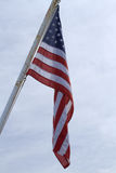 Amerikanische Flagge lizenzfreies stockbild