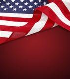 Amerikanische Flagge Stockfotos