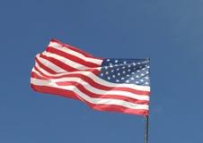 Amerikanische Flagge. Lizenzfreie Stockfotos
